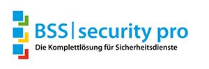 Branchensoftware BSS secrurity pro für Sicherheitsdienste
